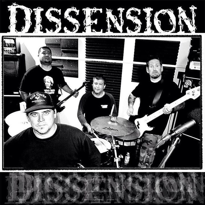 Dissension (Long Beach) Tour Dates