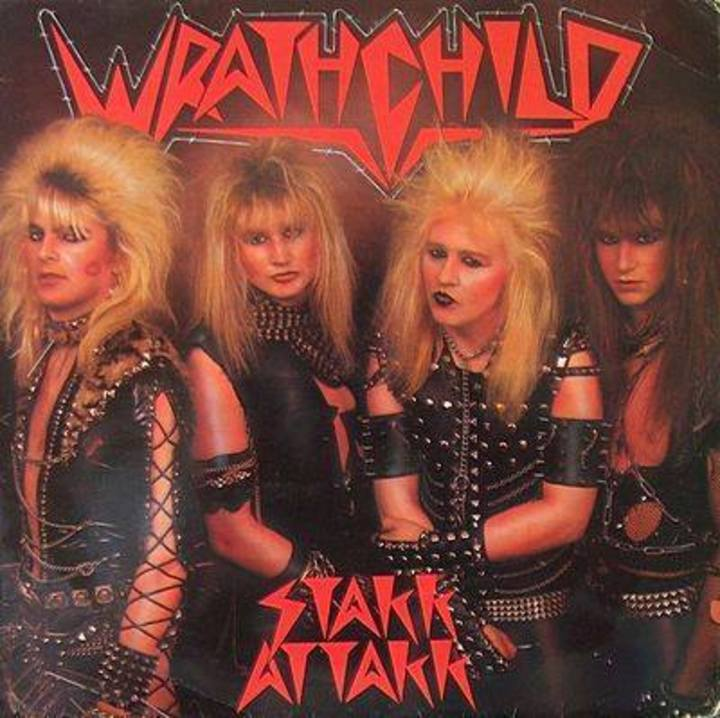 Wrathchild Tour Dates