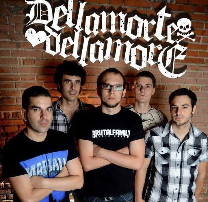 Dellamorte Dellamore Tour Dates