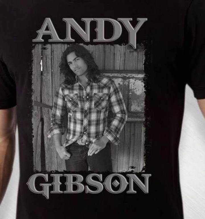 Andy Gibson Tour Dates