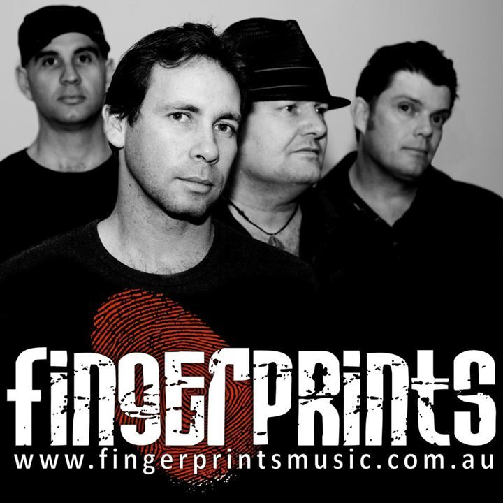 Fingerprints Tour Dates
