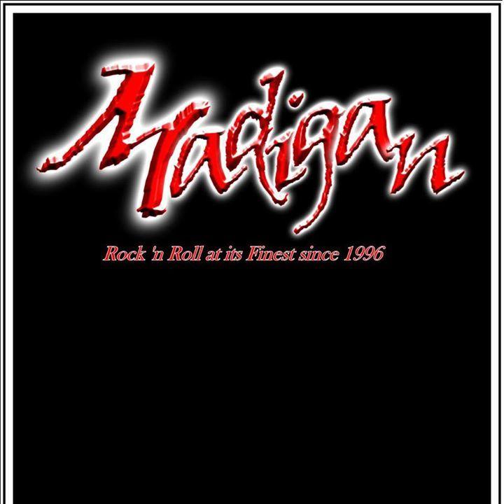 Madigan Tour Dates
