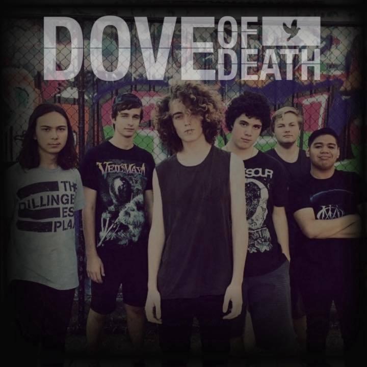 Dove of Death Tour Dates