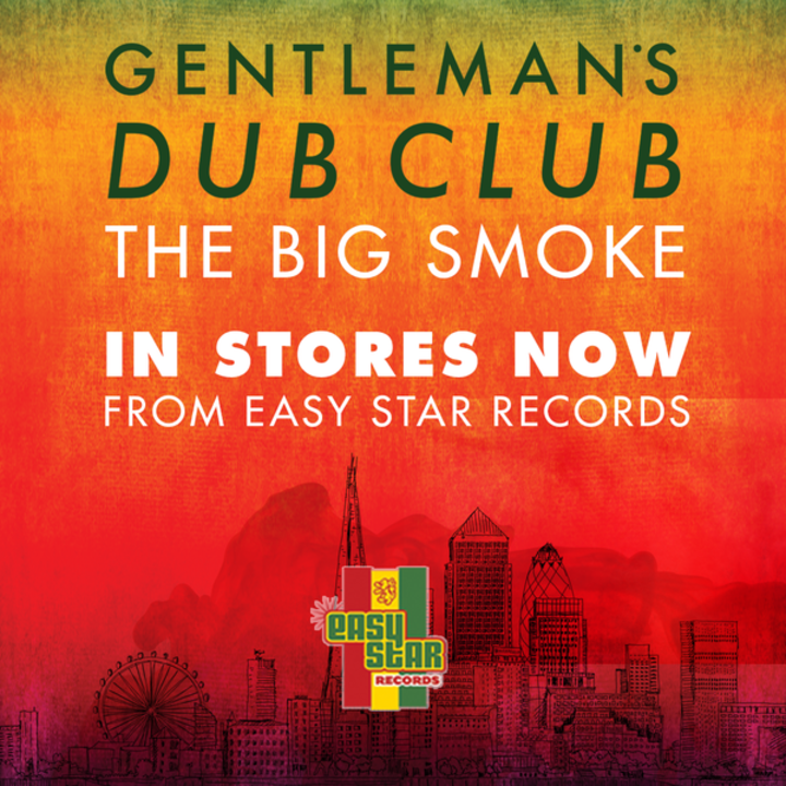 Gentleman's Dub Club @ Invisable Wind Factory - Liverpool, United Kingdom