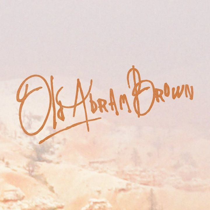 Old Abram Brown Tour Dates