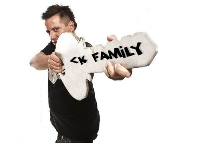 Diego cK Family Tour Dates