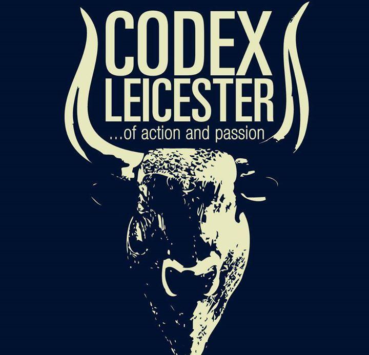Codex Leicester Tour Dates