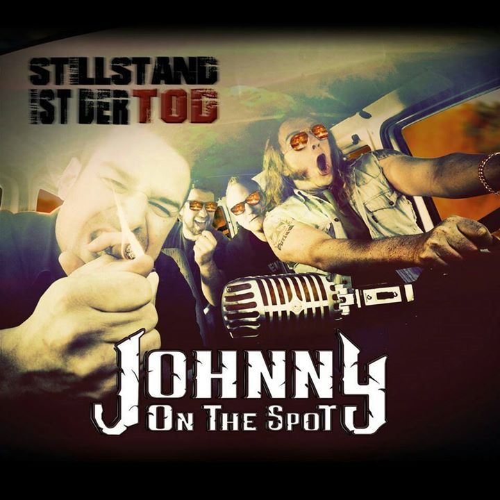 Johnny On-The-Spot Tour Dates