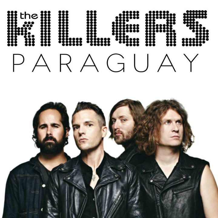 The Killers en Paraguay Tour Dates