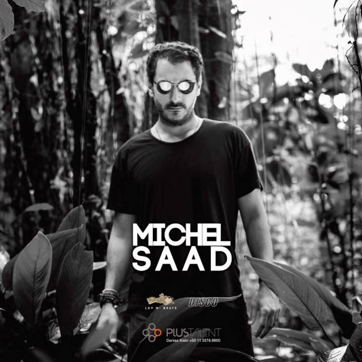 Dj Michel Saad Tour Dates