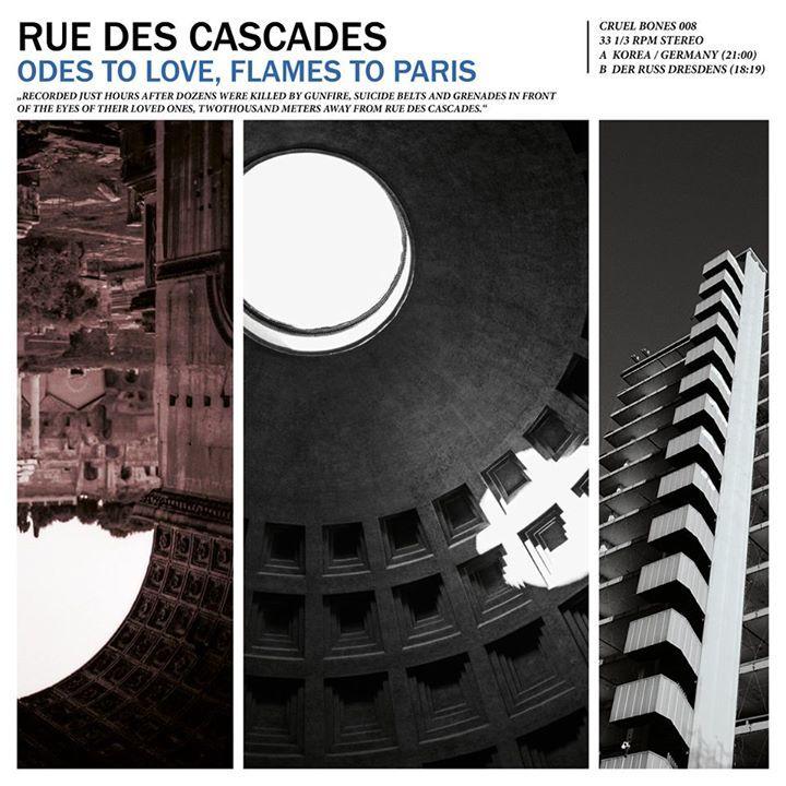 Rue des Cascades Tour Dates
