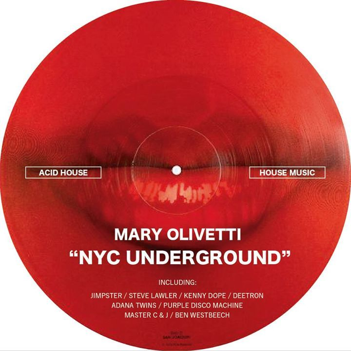 Mary Olivetti Tour Dates