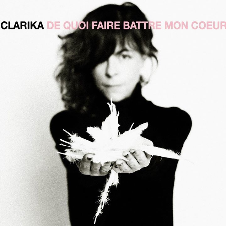 Clarika @ THEATRE JEANNE D'ARC - Bellegarde, France