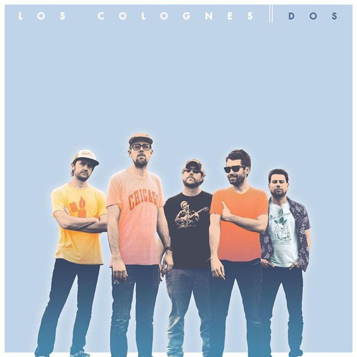 Los Colognes Tour Dates