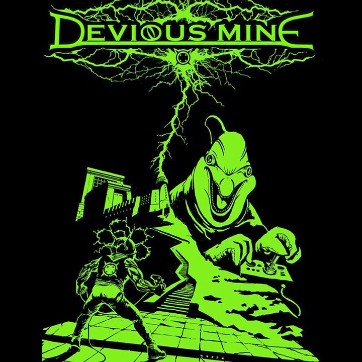 Devious Mine Tour Dates
