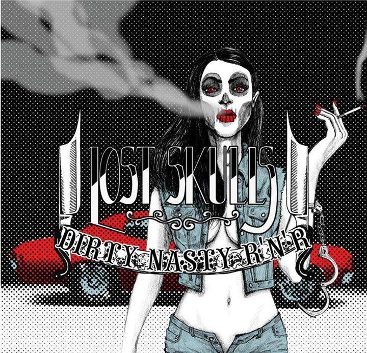 The Lost Skulls Tour Dates