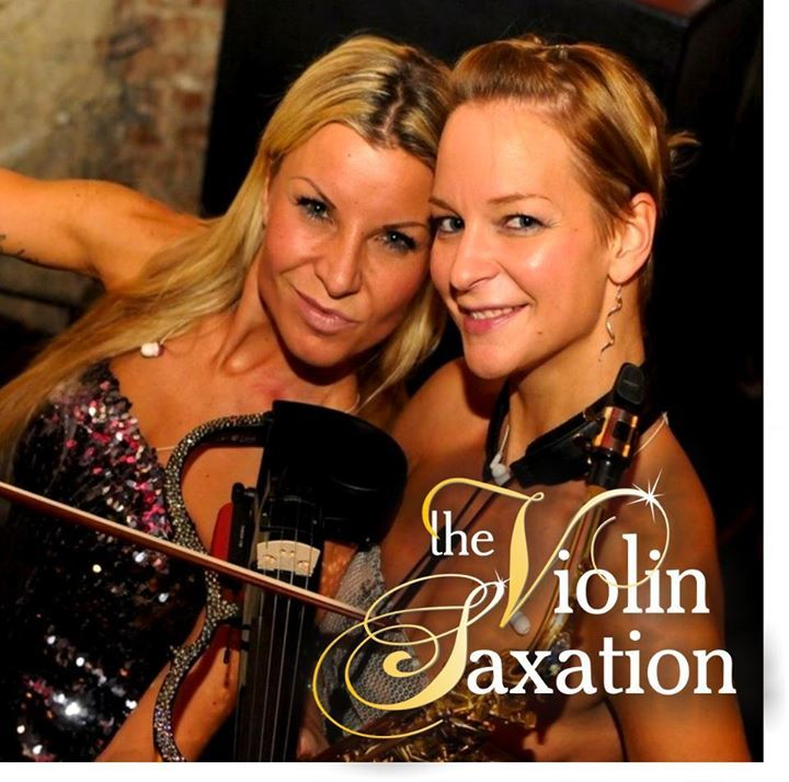 TheViolinSaxation Tour Dates