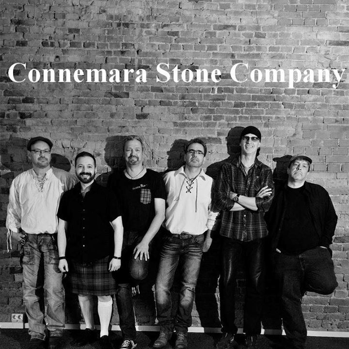 Connemara Stone Company Tour Dates