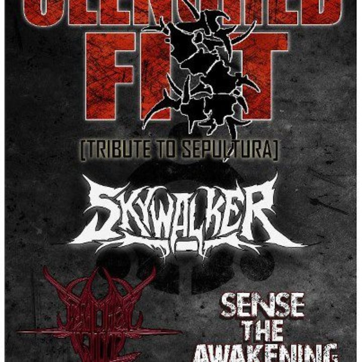 Sense the Awakening Tour Dates