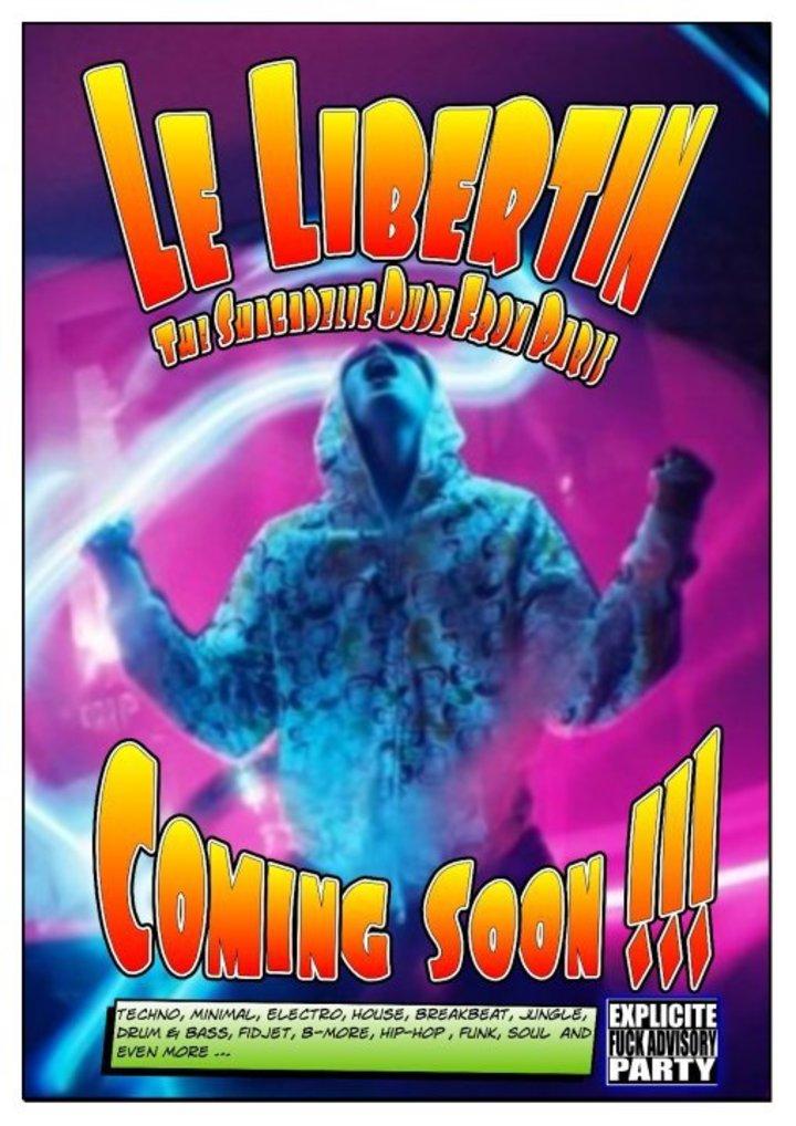 DJ Le Libertin Tour Dates
