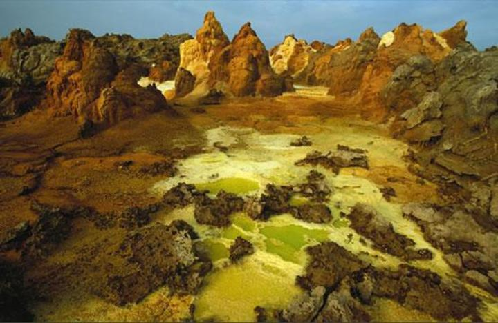Danakil Depression Tour Dates
