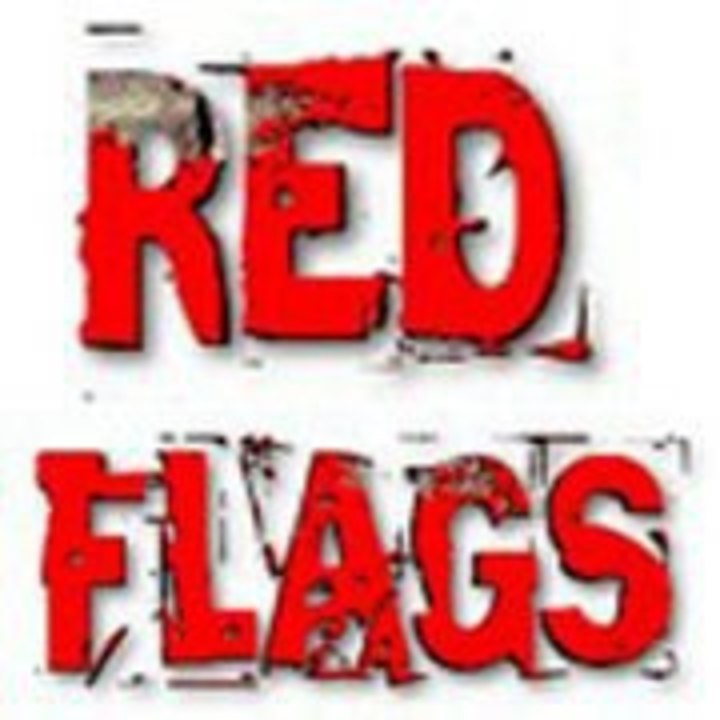 Red Flags Tour Dates
