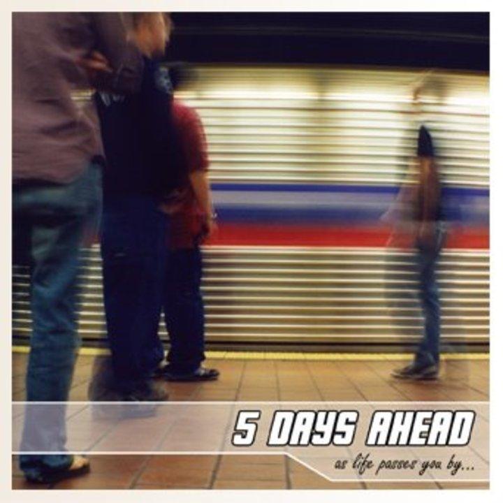 5 Days Ahead Tour Dates
