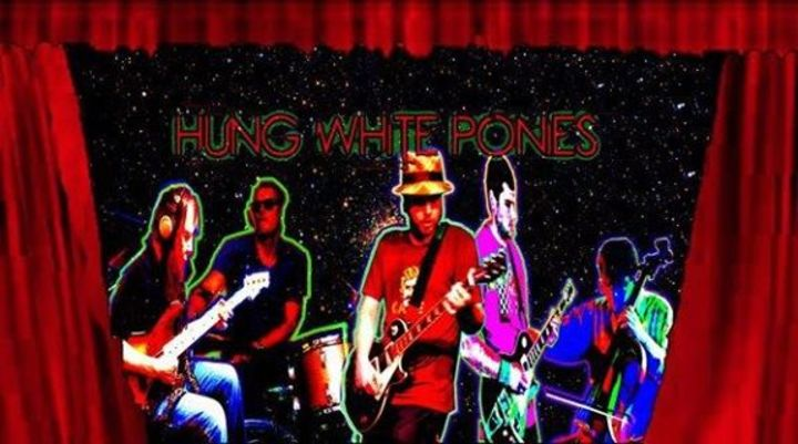 The Hung White Ponies Tour Dates