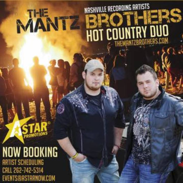 Mantz Brothers Tour Dates