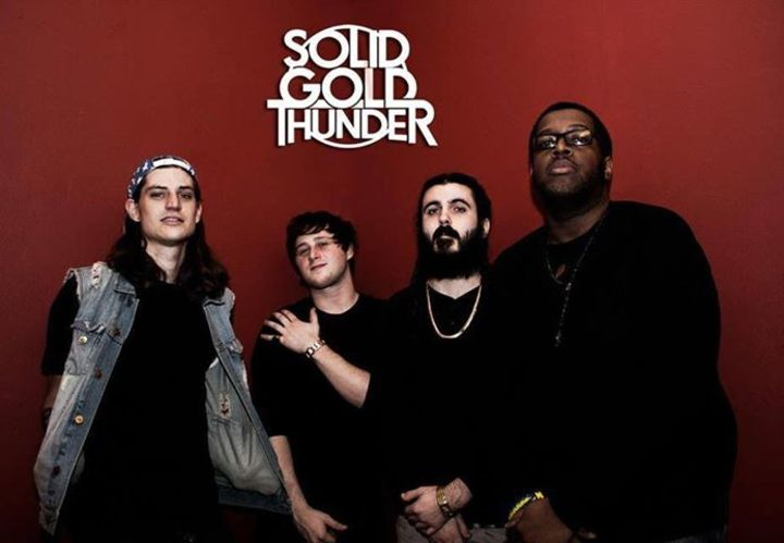 Solid Gold Thunder Tour Dates