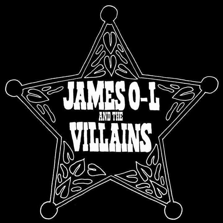 James O-L and The Villains Tour Dates