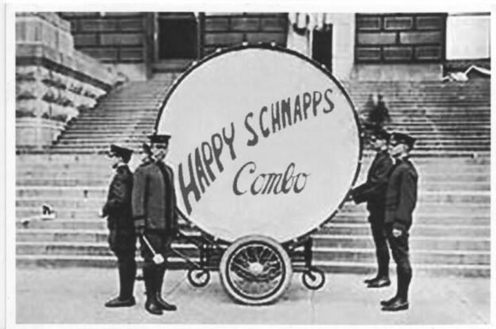 The Happy Schnapps Combo Tour Dates
