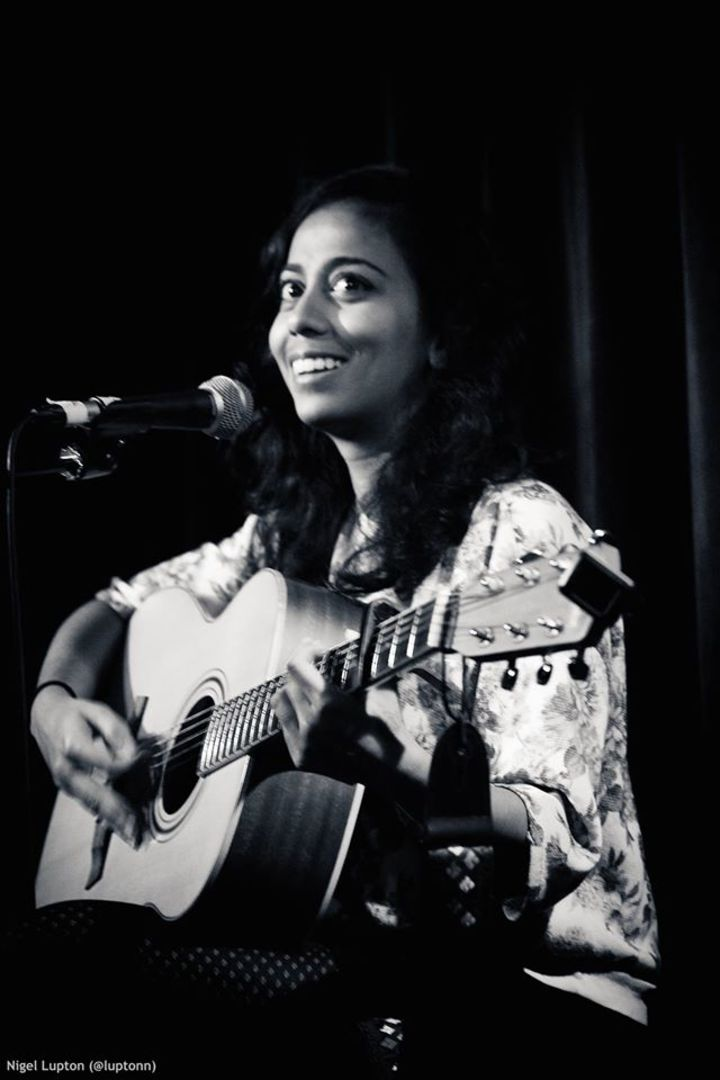 Anjana Vasan Tour Dates