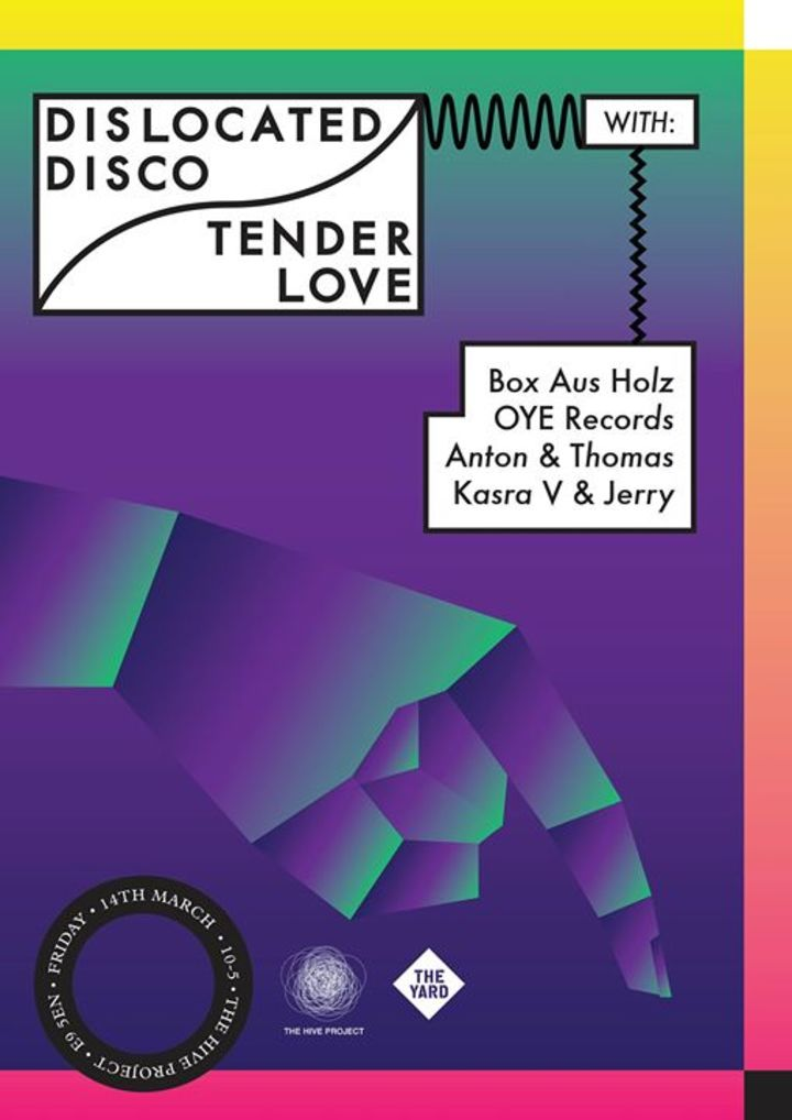 Tender Love Tour Dates