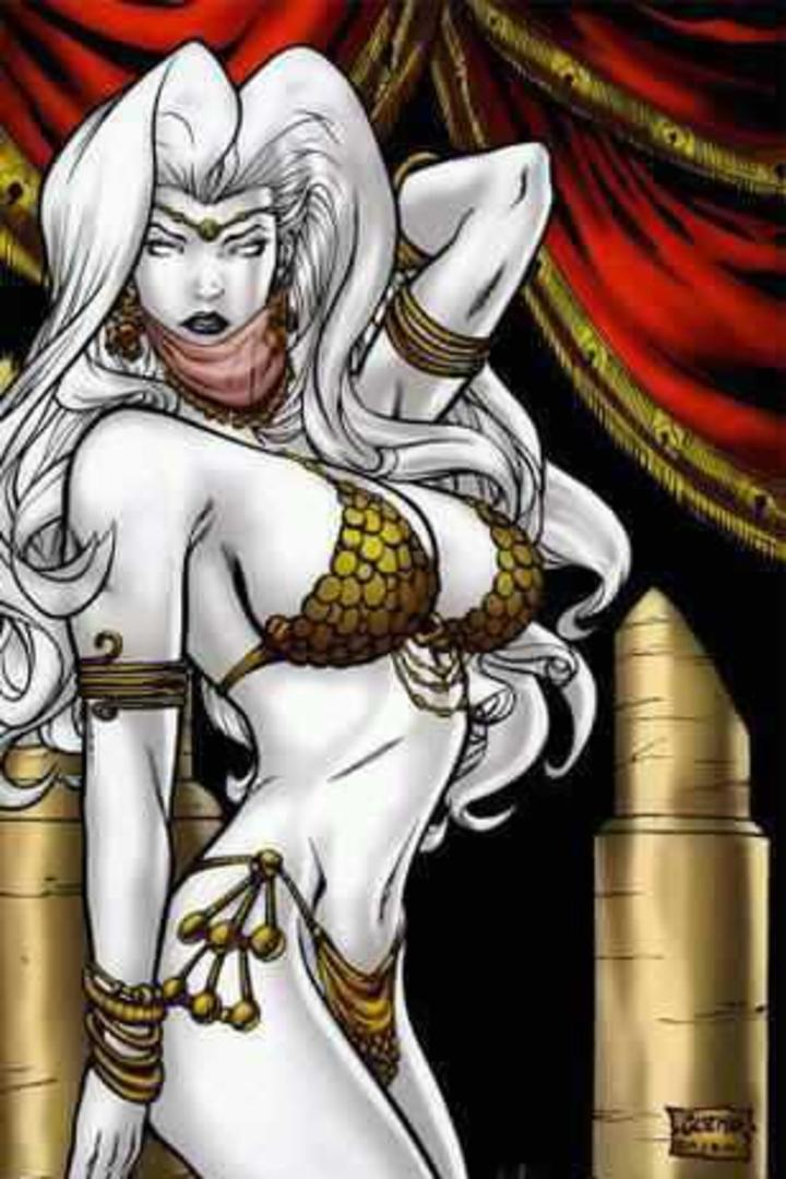 Lady Death Tour Dates
