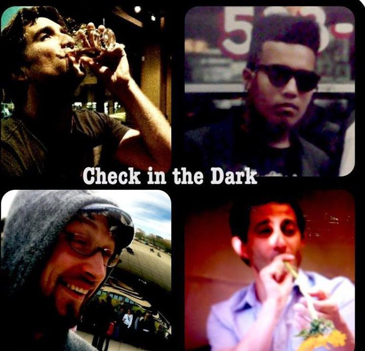 Check in the Dark Tour Dates
