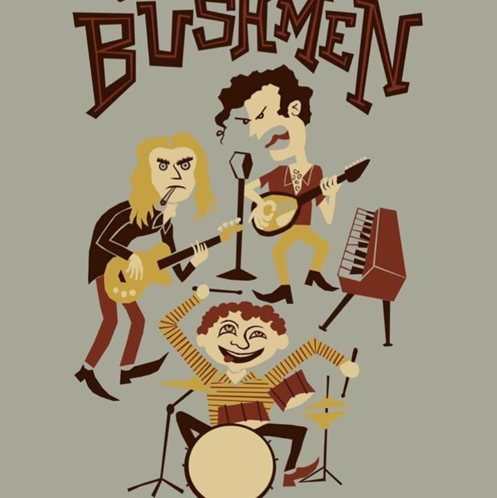 The Woolly Bushmen Tour Dates