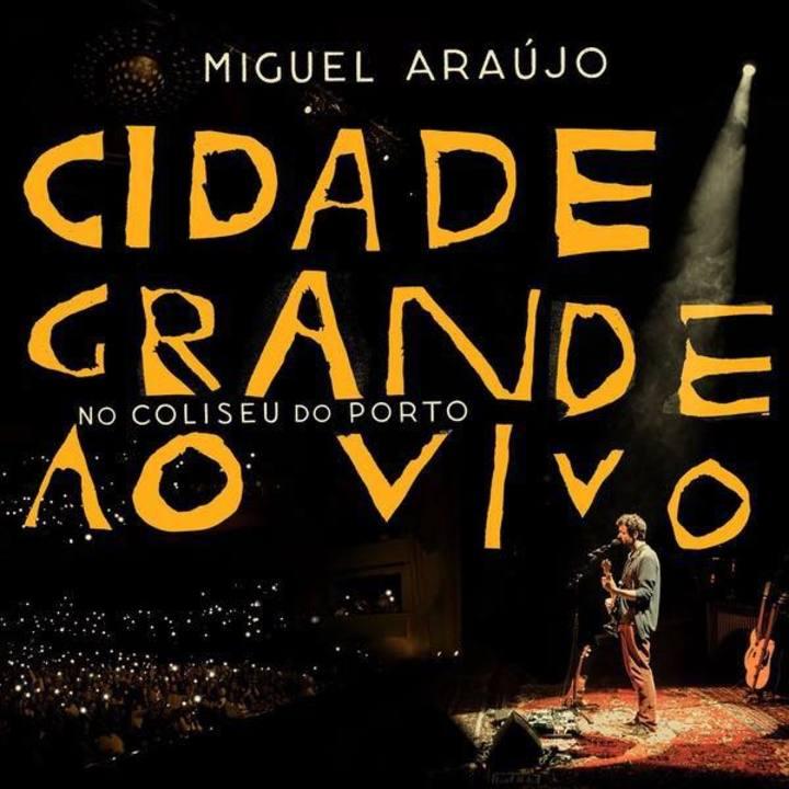 Miguel Araújo @ Teatro Cine de Gouveia - Gouveia, Portugal