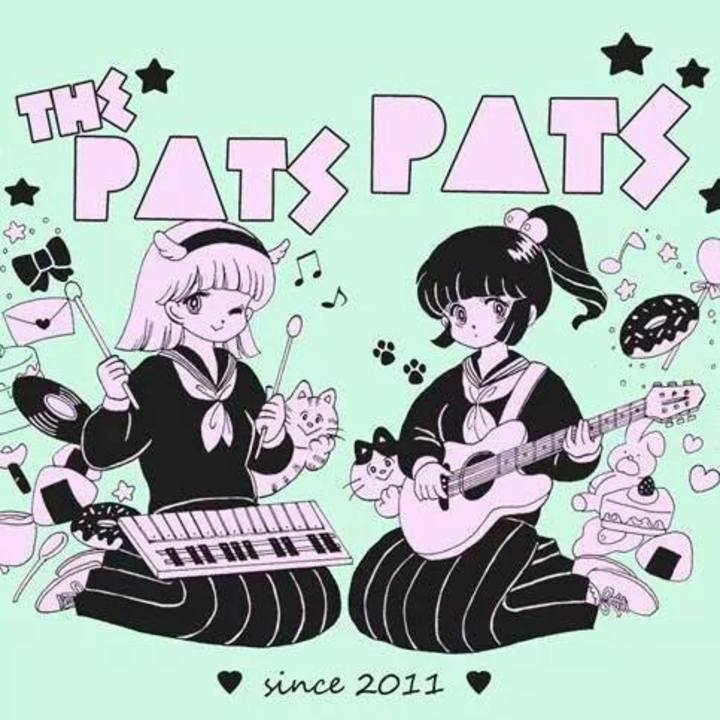 THE PATS PATS Tour Dates