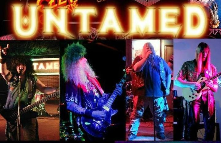 Untamed Tour Dates