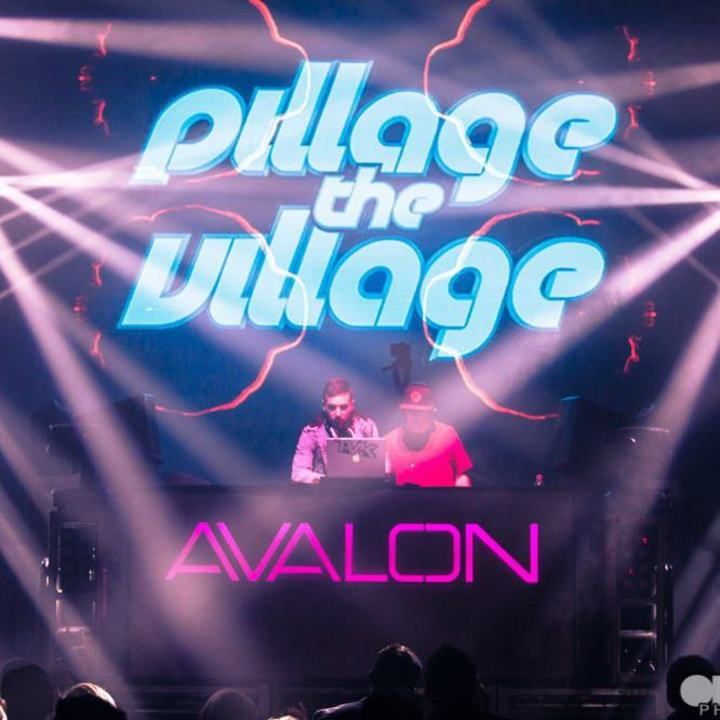 Pillage The Village Tour Dates