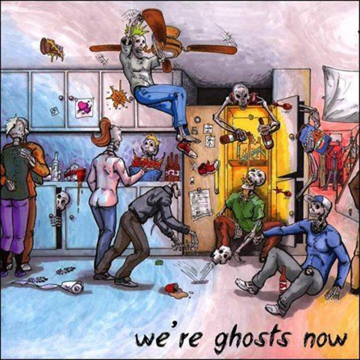 We're Ghosts Now Tour Dates