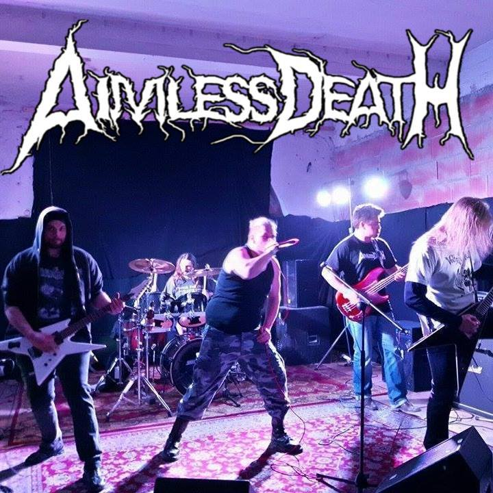 Aimless Death Tour Dates