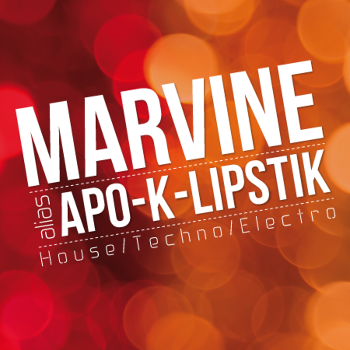 Apo-K-lipstik aka Marvine Tour Dates