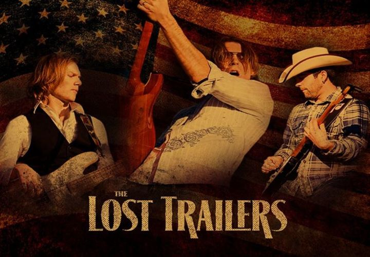 The Lost Trailers Tour Dates