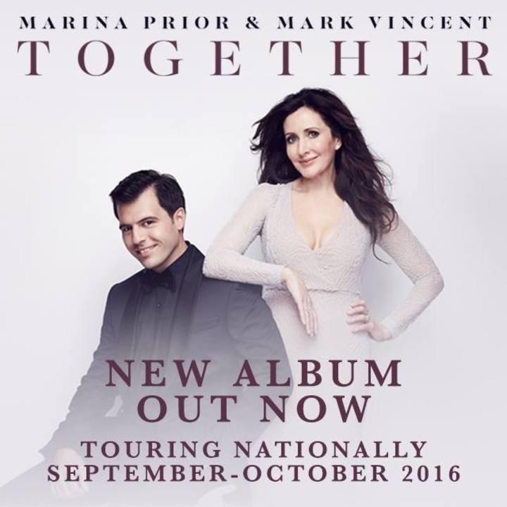Marina Prior Tour Dates