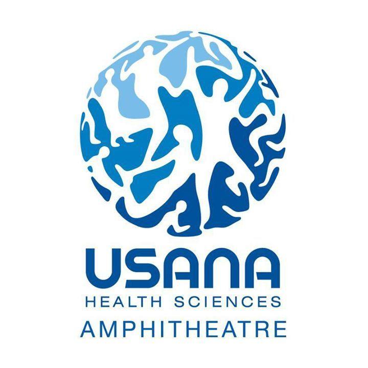 USANA Amphitheatre Tour Dates