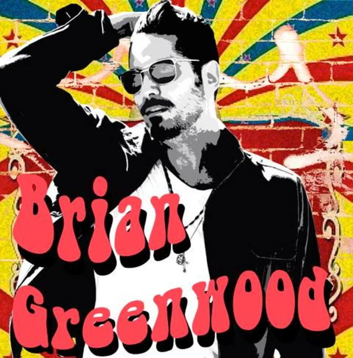 BRIAN GREENWOOD Tour Dates