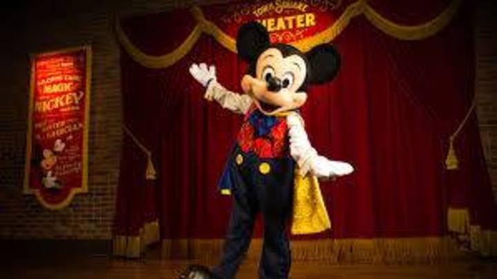 micky mouse Tour Dates