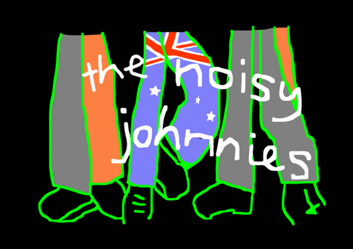 THE NOISY JOHNNIES Tour Dates